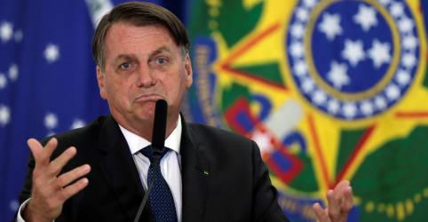 Placeholder - loading - Bolsonaro diz que laboratórios precisam correr atrás de registros de vacinas para vender ao Brasil
