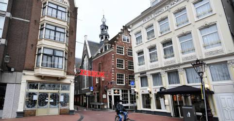 Placeholder - loading - Imagem da notícia Covid leva taxa de mortes na Holanda para maior patamar desde Segunda Guerra
