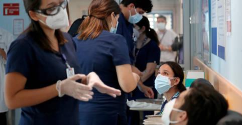 Placeholder - loading - Chile registra primeiro caso de variante britânica do coronavírus, diz Ministério da Saúde