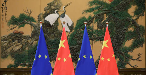 Placeholder - loading - UE busca reequilibrar laços com China com acordo de investimento