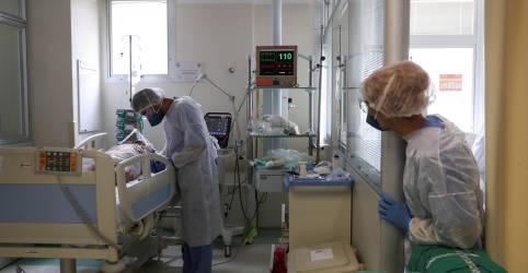 Placeholder - loading - Imagem da notícia Laboratório Dasa detecta nova variante de coronavírus no Brasil