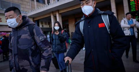 Placeholder - loading - China relata primeiro caso de nova variante de coronavírus