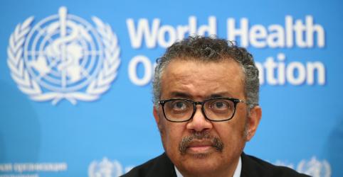 Placeholder - loading - Imagem da notícia Proliferação de coronavírus é 'profundamente preocupante', mas não é pandemia, diz chefe da OMS
