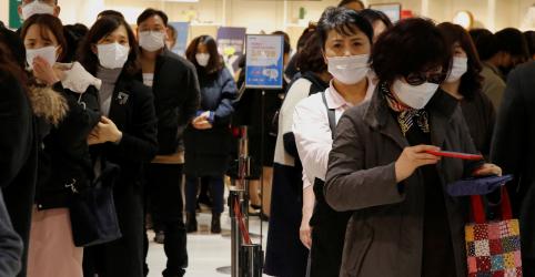 Placeholder - loading - Imagem da notícia Coreia do Sul relata 505 casos novos de coronavírus e adia exercício militar com EUA