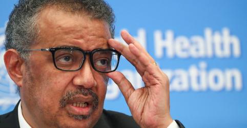 Placeholder - loading - Surto de coronavírus está em 'ponto decisivo', diz diretor-geral da OMS
