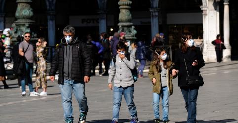 Placeholder - loading - Imagem da notícia Países assumirem que não terão casos de coronavírus é um 'erro fatal', diz chefe da OMS