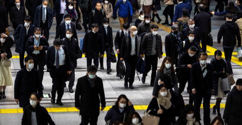 Placeholder - loading - Imagem da notícia Coronavírus se espalha em três continentes e derruba U$5 trilhões nos mercados