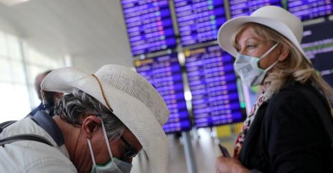Placeholder - loading - Propagação do coronavírus faz companhias aéreas alertarem sobre queda de lucro e demanda