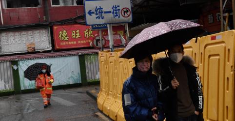 Economia da China deve se recuperar rapidamente após coronavírus, diz autoridade chinesa