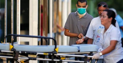 Com recordes diários, Brasil acumula 15.927 casos de coronavírus e 800 mortes
