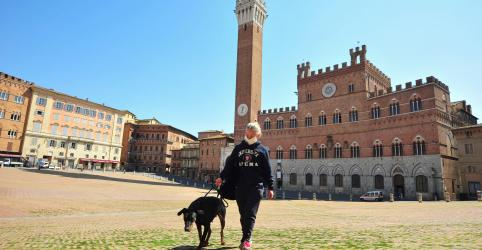 Itália pode aliviar medidas contra o coronavírus até o final de abril, diz premiê
