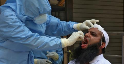 Índia diz que isolamento evitou número avassalador de casos de coronavírus