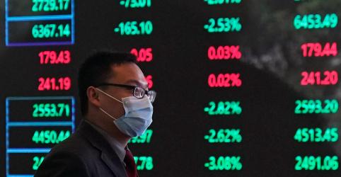 Placeholder - loading - Imagem da notícia Bolsa de Xangai tem melhor semana nas últimas cinco com expectativa por estímulo