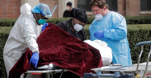 Placeholder - loading - Imagem da notícia SAIBA MAIS-Casos de coronavírus no mundo somam 1,6 milhão, mortos passam de 100 mil