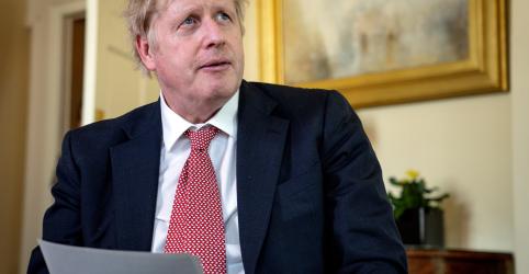 Placeholder - loading - Premiê britânico seguirá recomendação médica sobre data de retorno ao trabalho