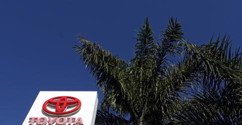 Placeholder - loading - Imagem da notícia Toyota adia retomada de produção no Brasil para fim de junho