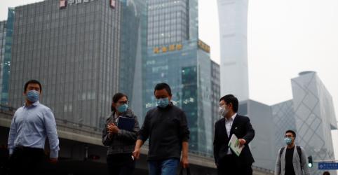 Placeholder - loading - China faz apelo para que EUA cumpram obrigações com OMS