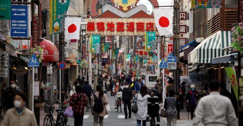 Japão pede que cidadãos fiquem em isolamento após projeção de até 400 mil mortes
