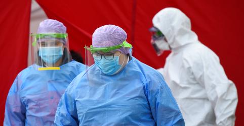 Placeholder - loading - Coronavírus já infectou mais de 2 milhões de pessoas no mundo, apontam dados da Reuters