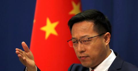 Placeholder - loading - China diz que OMS negou ter evidência de que coronavírus foi feito em laboratório