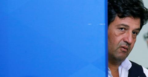 Placeholder - loading - Imagem da notícia Mandetta afirma em entrevista que fica até acharem alguém para assumir ministério
