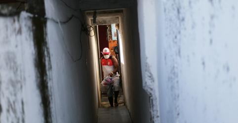 ENFOQUE-Fantasma da fome cresce no Brasil com destruição da renda na pandemia