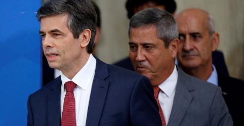 Placeholder - loading - Governo apresentará na semana que vem modelo para saída de isolamento, diz Teich