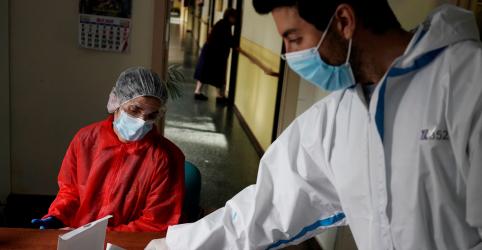 Placeholder - loading - Espanha registra menor número de mortes diárias por coronavírus em mais de um mês