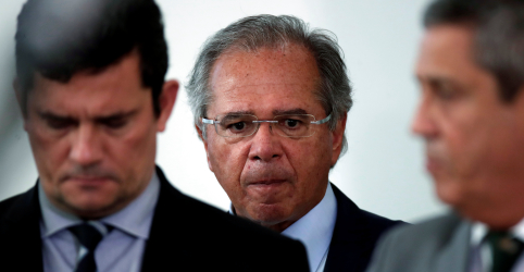 Placeholder - loading - Saída de Moro embaralha cenário para agenda de Guedes, dizem fontes da equipe econômica