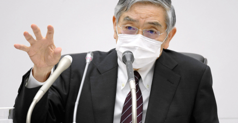 Placeholder - loading - BC do Japão expande estímulo em meio a piora dos danos provocados pela pandemia