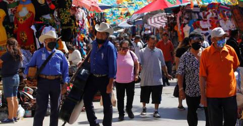 Placeholder - loading - Imagem da notícia México passa de 35 mil mortes por coronavírus e se torna 4º do mundo com mais óbitos