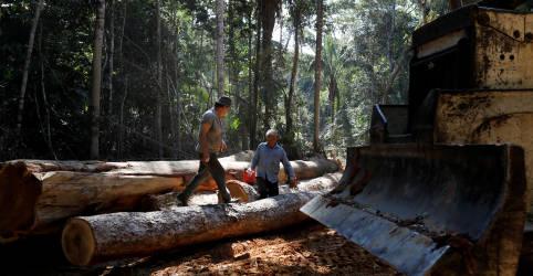 Placeholder - loading - Imagem da notícia Mourão afirma que tema ambiental é caro a europeus e Brasil precisa fazer dever de casa