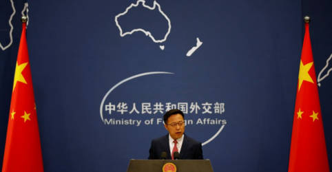 Placeholder - loading - China promete retaliação após Trump encerrar tratamento preferencial de Hong Kong
