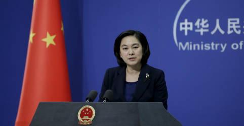 Placeholder - loading - China diz que secretário de Estado dos EUA é bem-vindo para visitar Xinjiang