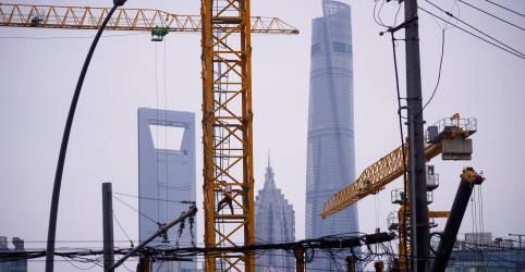 Placeholder - loading - Economia da China se recupera no 2º tri mas demanda fraca aumenta riscos
