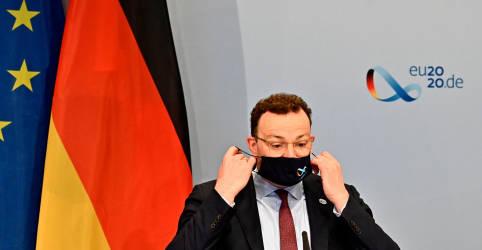 Placeholder - loading - Imagem da notícia Alemanha pede que OMS apresse autoavaliação de reação à pandemia