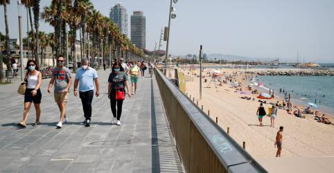 Placeholder - loading - Barcelona solicita que população fique em casa para conter coronavírus