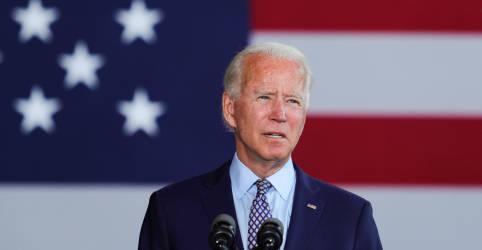 Placeholder - loading - Biden sofre pressão partidária para escolha de vice da chapa