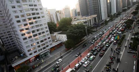 Placeholder - loading - Imagem da notícia Não haverá Reveillon na Avenida Paulista neste ano por causa da pandemia, diz Bruno Covas
