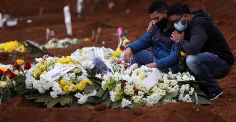 Placeholder - loading - Brasil registra mais 1.163 mortes por Covid-19 e se aproxima de 78 mil óbitos