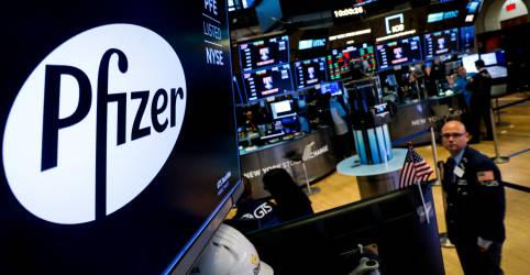 Placeholder - loading - Imagem da notícia Pfizer e BioNTech anunciam dados promissores de potencial vacina contra Covid-19