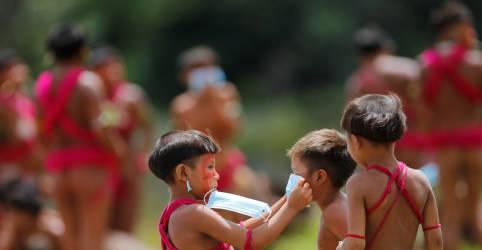 Placeholder - loading - Povos indígenas estão particularmente em risco devido à Covid-19, alerta OMS