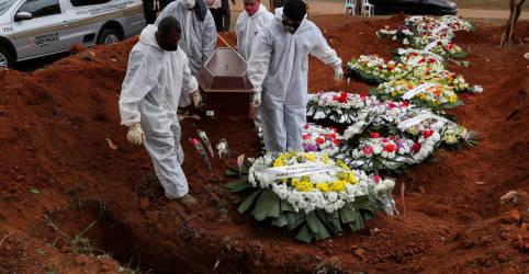 Placeholder - loading - Imagem da notícia SP tem alta de mortes por Covid-19 na última semana e interrompe série de quedas