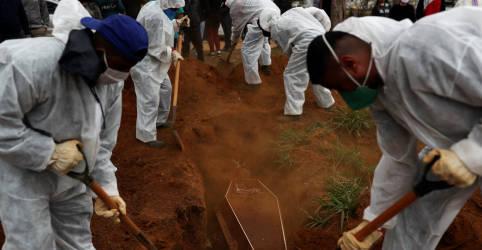Placeholder - loading - Imagem da notícia Brasil ultrapassa marca de 80 mil mortes por Covid-19