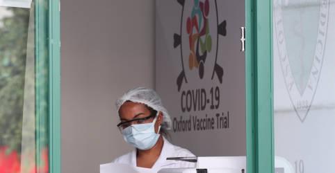 Placeholder - loading - Imagem da notícia É possível, não certo, que vacina contra Covid-19 estará disponível neste ano, diz desenvolvedora de Oxford