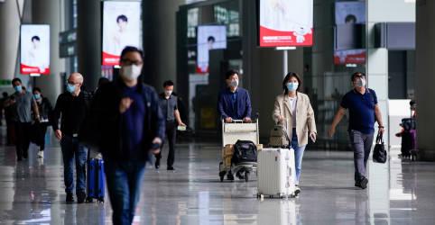 Placeholder - loading - Imagem da notícia China exige exame negativo de Covid-19 para passageiros no embarque aéreo