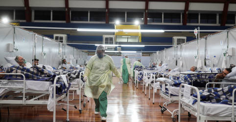 Placeholder - loading - Imagem da notícia Doria anuncia novo secretário de Saúde após titular deixar cargo por orientação médica