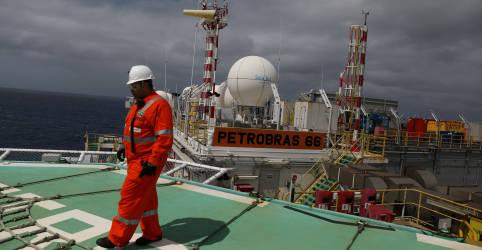 Placeholder - loading - Produção da Petrobras cai 3,7% no 2º tri vs 1º tri por pandemia; sobe no semestre