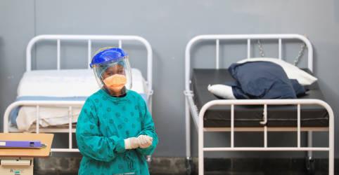 Placeholder - loading - Imagem da notícia Casos de coronavírus no mundo superam marca de 15 milhões, mostra contagem da Reuters