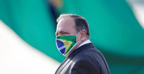 Placeholder - loading - Brasil também tem vacina da Pfizer 'no radar' para eventual compra, diz Pazuello